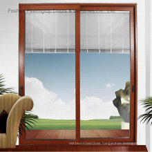 Aluminium Commercial Sliding Glass Window with Top Quality (FT-W85)